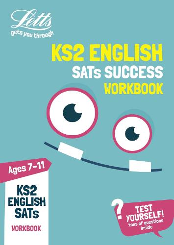 KS2 English SATs Practice Workbook: 2019 Tests - Letts KS2 Revision Success (Paperback)