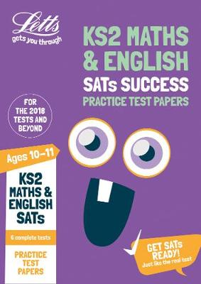 KS2 Maths and English SATs Practice Test Papers: 2019 Tests - Letts KS2 Revision Success (Paperback)