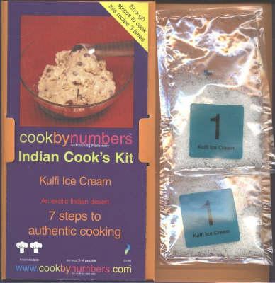 Kulfi Ice Cream: Indian Cook's Kit
