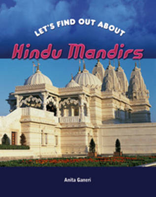 Hindu Mandirs - Let's Find Out About... (Paperback)
