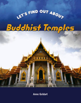 Buddhist Temples - Let's Find Out About (Paperback)