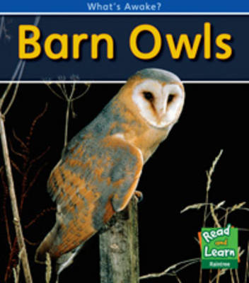 Barn Owls - Read and Learn: What's Awake? (Paperback)