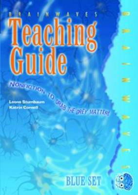 Brainwaves Teaching Guide: Blue Set - Brainwaves (Spiral bound)