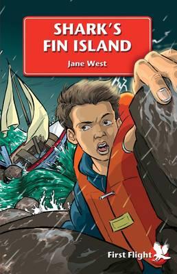 Shark's Fin Island - First Flight (Paperback)