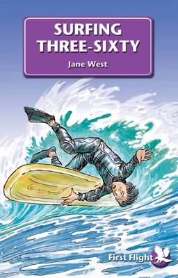 Surfing Three-Sixty - First Flight (Paperback)