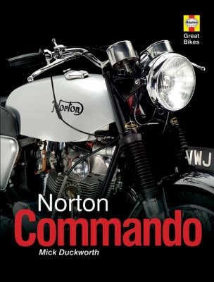 Norton Commando - Haynes Great Bikes (Hardback)