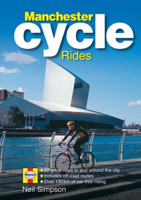 The Manchester Cycle Guide (Spiral bound)