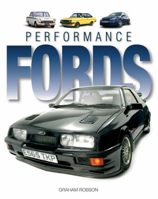 Performance Fords (Hardback)