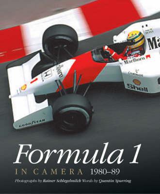 Formula 1 in Camera 1980-89 (Hardback)