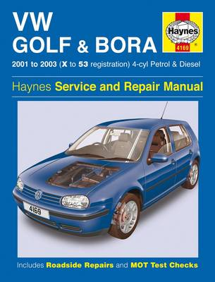 vw golf and bora 4 cyl petrol and diesel service and repair manual rh waterstones com Volkswagen Golf MK3 2017 Volkswagen Polo