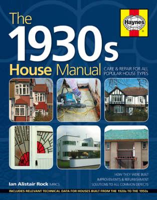 The 1930s House Manual (Hardback)