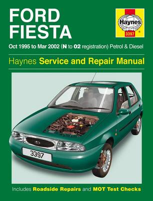 ford fiesta service and repair manual by steve rendle mark coombs rh waterstones com Ford Mondeo 2013 Ford Mondeo Review