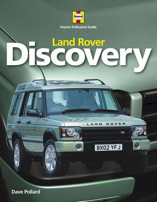 Land Rover Discovery - Haynes Enthusiast Guide Series (Hardback)
