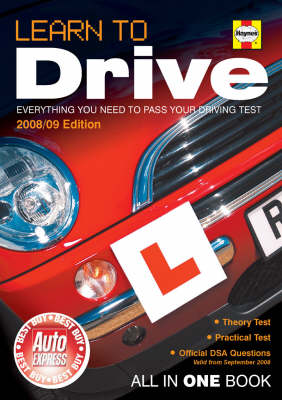 Learn to Drive 2008/09 (Paperback)