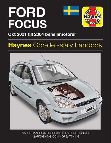 Ford Focus (01 - 04) (Hardback)
