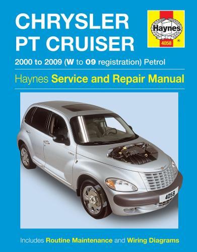 Chrysler PT Cruiser (00 - 09) W To 09 (Paperback)