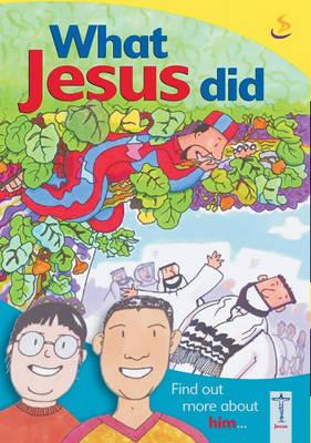 What Jesus Did (Paperback)