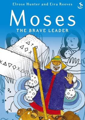 Moses the Brave Leader - Puzzle Books (Paperback)