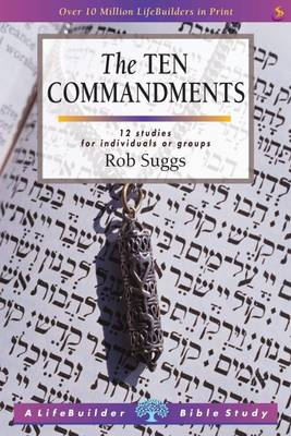 Ten Commandments - LifeBuilder Bible Study (Paperback)