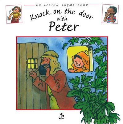 Knock on the Door with Peter - Action Rhyme Books (Paperback)