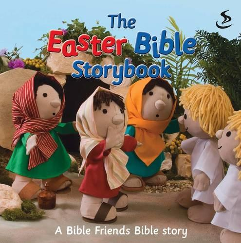 The Easter Bible Storybook (Board book)