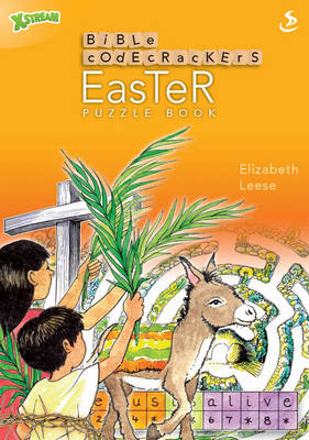 Easter - Bible Codecrackers (Paperback)