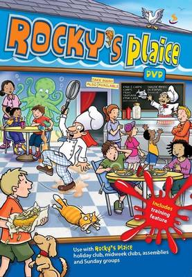 Rocky's Plaice (DVD)