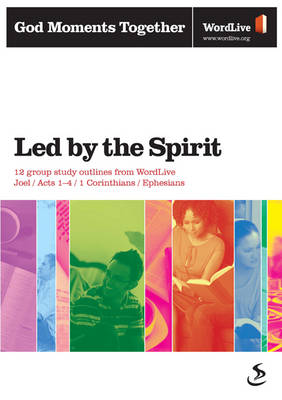 Led by the Spirit - God Moments Together (Paperback)