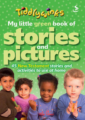 My Little Green Book of Stories and Pictures (New Testament) - Tiddlywinks (Paperback)