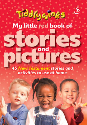My Little Red Book of Stories & Pictures (New Testament) - Tiddlywinks (Paperback)
