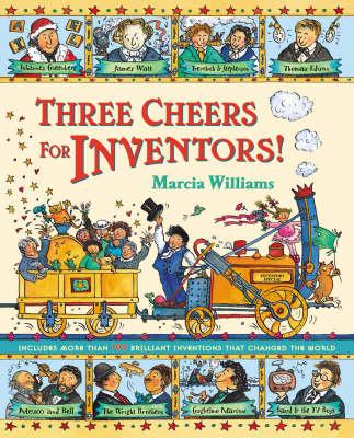 Three Cheers for Inventors! (Hardback)