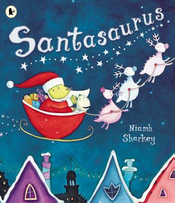 Santasaurus (Paperback)