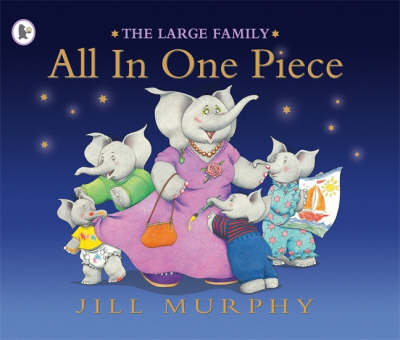 All In One Piece - Large Family (Paperback)