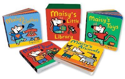 Maisy's Little Library - Maisy (Board book)