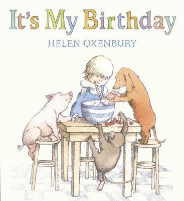 It's My Birthday (Paperback)