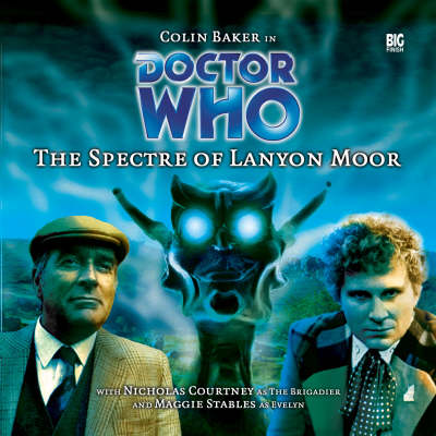 The Spectre of Lanyon Moor - Doctor Who (CD-Audio)