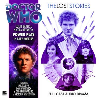 Power Play - Doctor Who: The Lost Stories 3.05 (CD-Audio)