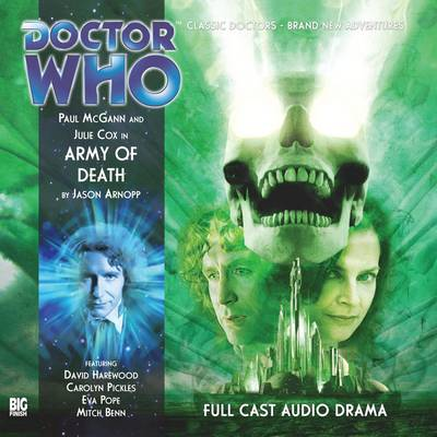 Army of Death - Doctor Who 155 (CD-Audio)