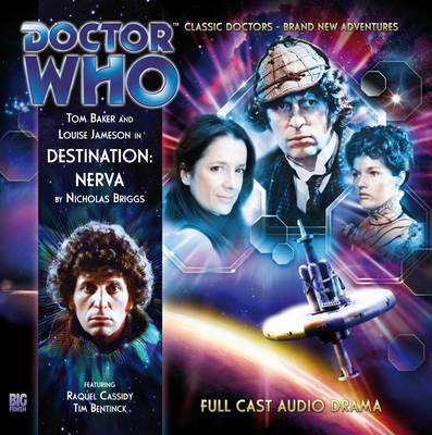 Destination: Nerva - Doctor Who: The Fourth Doctor Adventures 1.01 (CD-Audio)