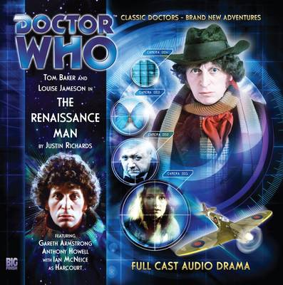The Renaissance Man - Doctor Who: The Fourth Doctor Adventures 1.02 (CD-Audio)