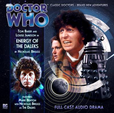 Energy of the Daleks - Doctor Who: The Fourth Doctor Adventures 1.04 (CD-Audio)