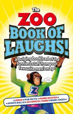 """Zoo"" Book of Laughs (Hardback)"
