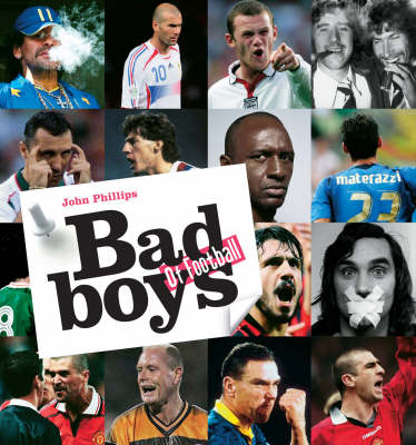 Bad Boys of Football (Paperback)
