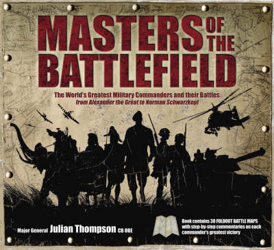 Masters of the Battlefield (Hardback)