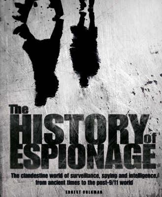 The History of Espionage (Hardback)