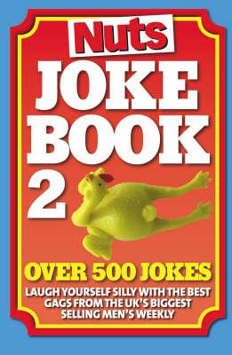 """""""Nuts"""" Joke Book 2: Nuts Joke Bk.2 (Paperback)"""