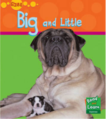 Big and Little - Read and Learn: Sizes (Paperback)