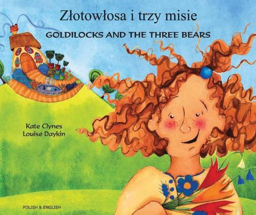 Goldilocks and the Three Bears in Polish and English (Paperback)
