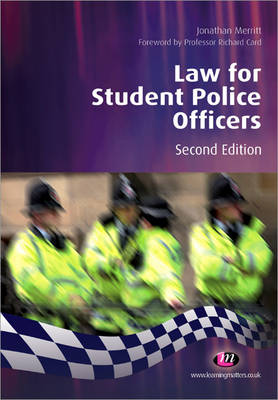 Law for Student Police Officers - Practical Policing Skills Series (Paperback)