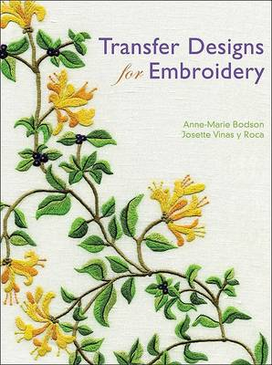 Transfer Designs for Embroidery (Paperback)